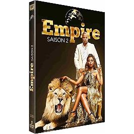 Coffret empire, saison 2, Dvd