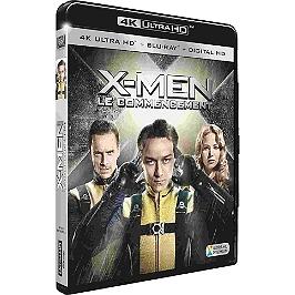X-men, le commencement, Blu-ray 4K