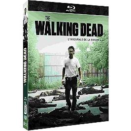 Coffret the walking dead, saison 6, Blu-ray