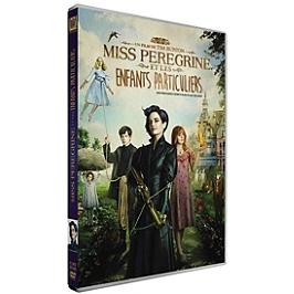 Miss Peregrine et les enfants particuliers, Dvd