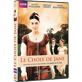 Le choix de Jane, Dvd