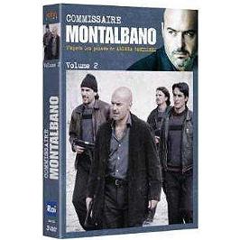Coffret commissaire Montalbano, vol. 2, Dvd