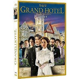 Coffret grand hotel, saison 5, Dvd