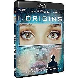 I origins, Blu-ray