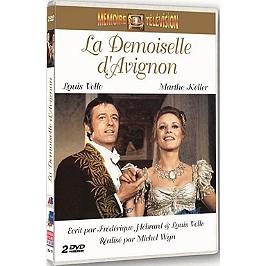 La demoiselle d'Avignon, Dvd