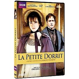 Coffret la petite Dorrit, Dvd