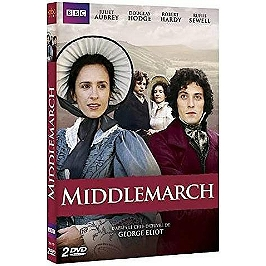 Coffret Middlemarch, Dvd