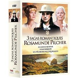 Coffret les sagas romantiques d'après Rosamunde Pilcher, Dvd