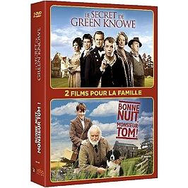 Coffret 2 films : le secret de Green Knowe ; bonne nuit monsieur Tom !, Dvd