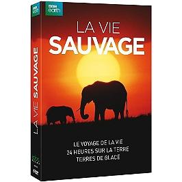 Coffret la vie sauvage 3 films : le voyage de la vie ; 24 heures sur la terre ; terres de glace, Dvd