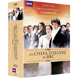 Coffret les chefs d'oeuvres de BBC 4 mini-séries, Dvd