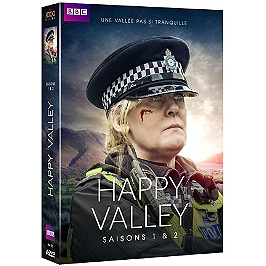 Coffret happy valley, saisons 1 et 2, Dvd