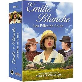 Coffret les filles de Caleb : Emilie et Blanche, Dvd