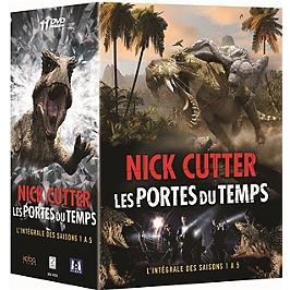 Coffret Nick Cutter, les portes du temps, saisons 1 à 5, Dvd