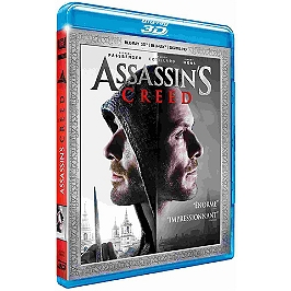 Assassin's creed, Blu-ray 3D