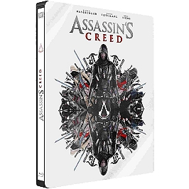 Assassin's creed, Blu-ray