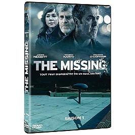 Coffret the missing, saison 1, Dvd