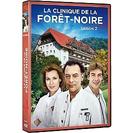 Coffret la clinique de la Forêt-Noire, saison 2, Dvd