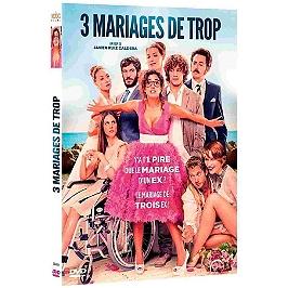 3 mariages de trop, Dvd