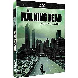 Coffret the walking dead, saison 1, Blu-ray