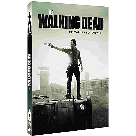 Coffret the walking dead, saison 3, Dvd