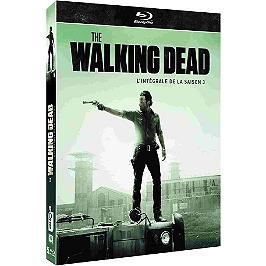 Coffret the walking dead, saison 3, Blu-ray