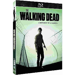 Coffret the walking dead, saison 4, Blu-ray