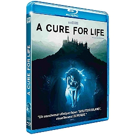 A cure for life, Blu-ray