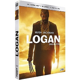 Logan, Blu-ray 4K