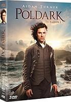 Coffret Poldark, saison 1 en Dvd
