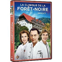 Coffret la clinique de la Forêt-Noire, saison 3, Dvd