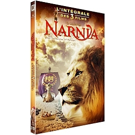 Coffret le monde de Narnia 3 films, Dvd