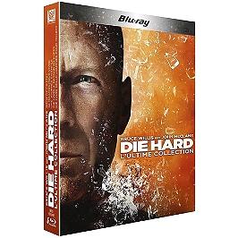 Coffret die hard 1 à 5, Blu-ray