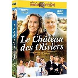 Coffret intégrale le Château des Oliviers, Dvd