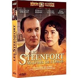 Coffret intégrale les Steenfort, maîtres de l'orge, Dvd