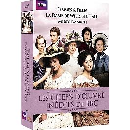 Coffret les chefs-d'oeuvre inédits de BBC : femmes et filles ; la dame de Wildfell Hall ; Middlemarch, Dvd