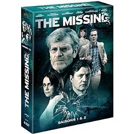 Coffret the missing, saisons 1 et 2, Dvd