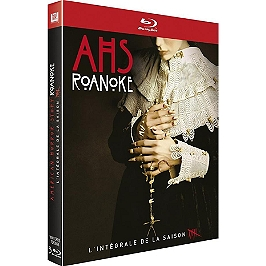 Coffret american horror history, saison 6 : Roanoke, Blu-ray
