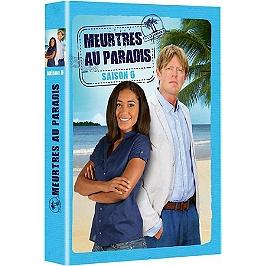 Coffret meurtres au paradis, saison 6, Dvd