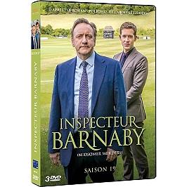 Coffret inspecteur Barnaby, saison 19, Dvd