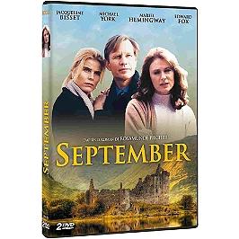 September, Dvd