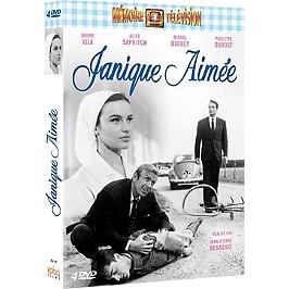 Coffret intégrale Janique Aimée, Dvd