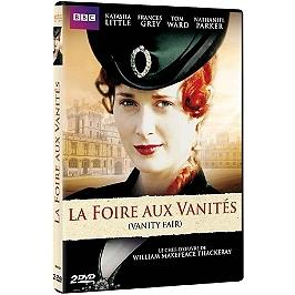 Coffret intégrale la foire aux vanités 6 épisodes, Dvd