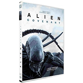 Alien : Covenant, Dvd
