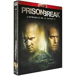 Coffret prison break, saison 5, Blu-ray