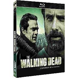Coffret the walking dead, saison 7, Blu-ray