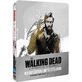 Coffret the walking dead, saison 2, Blu-ray