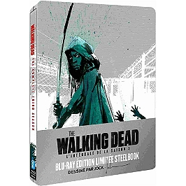 Coffret the walking dead, saison 3, Blu-ray