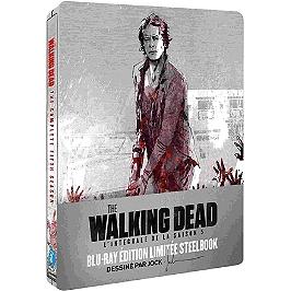 Coffret the walking dead, saison 5, Blu-ray
