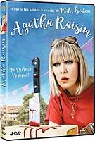 Coffret Agatha Raisin, saison 1 en Dvd